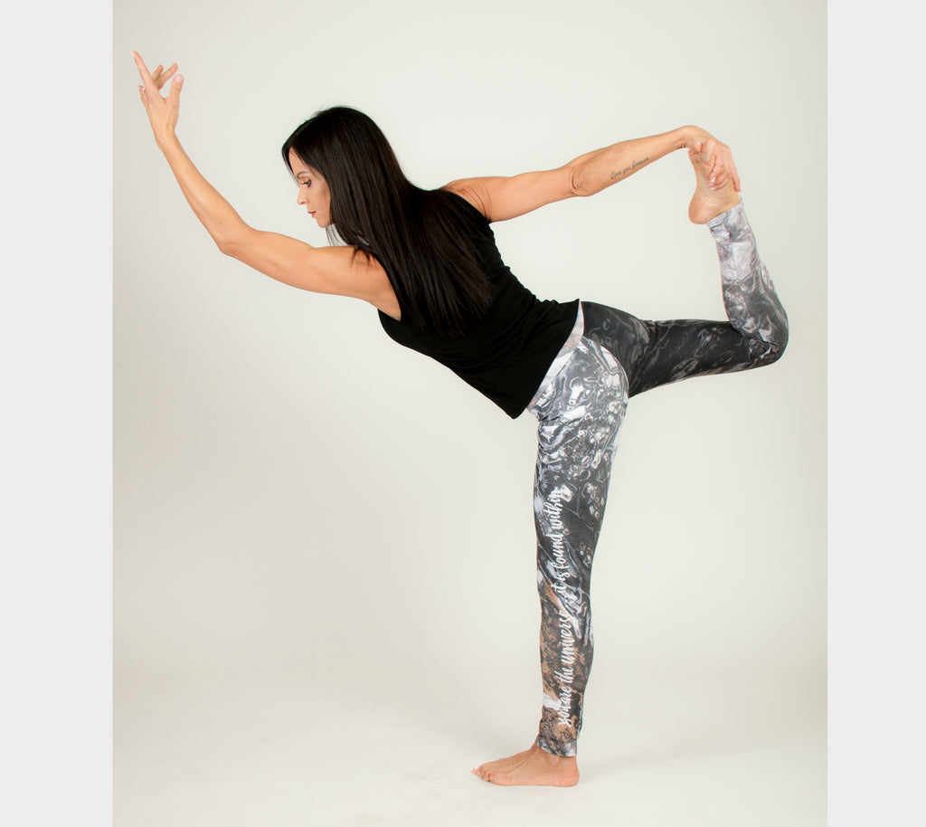 Gold You - Yoga Leggings