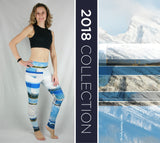 The Rocky Mountains - Yoga Leggings