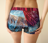 Featherscape - Women's Boyshorts