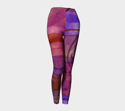 Stillness - Leggings