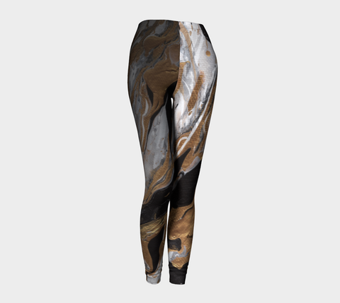 Gold Reach - Leggings