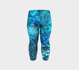 I Rise Blue - Baby Leggings