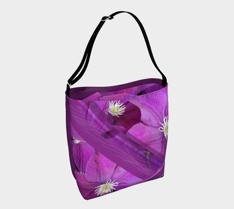 Clematis Picture - Day Tote