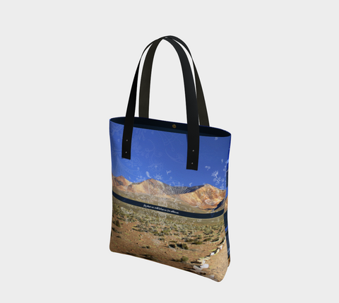 Fire In Me - Urban Tote