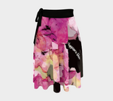 Happiness Blooms - Wrap Skirt