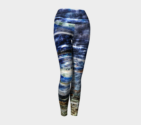 MEDIUM - Mosaic - Yoga Leggings