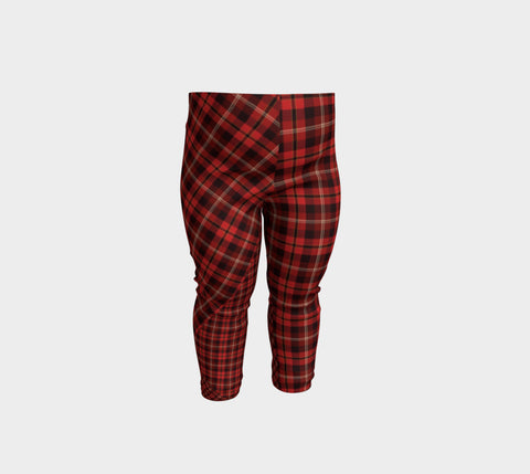 Tartan with a Twist - Baby Leggings