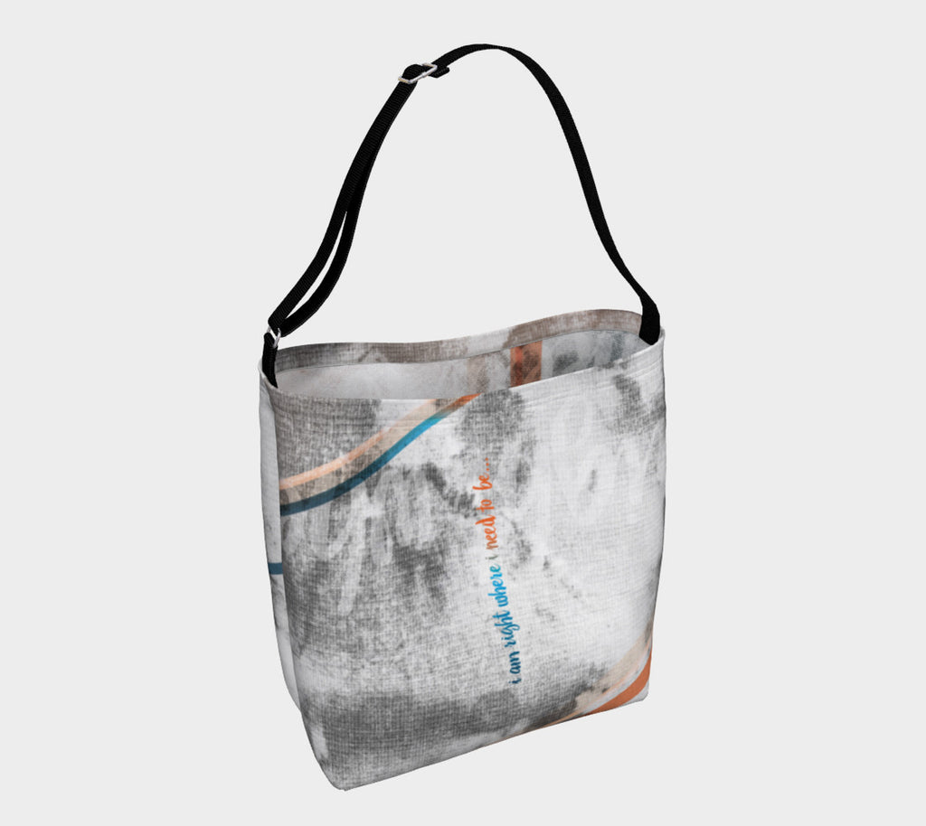 Where I Am - Day Tote