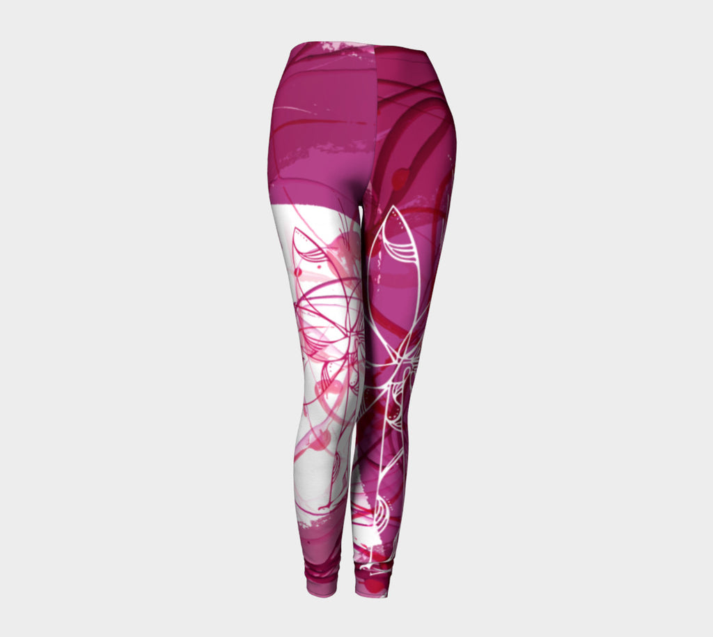 The Creative Palm Tree - Leggings