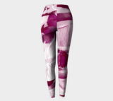 Infinite Love Plum - Leggings