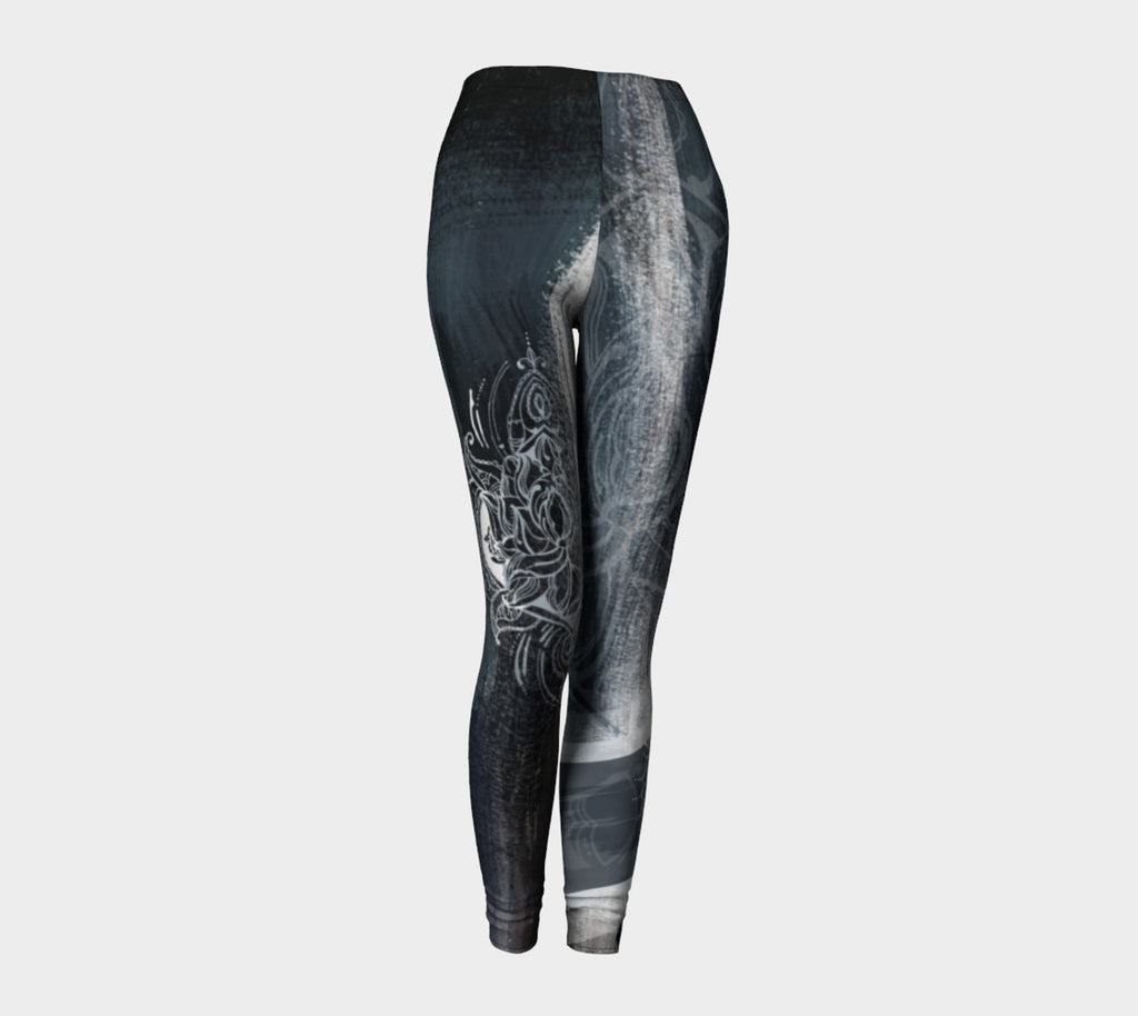 Lotus Pewter - Leggings