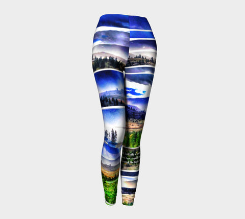Radiant Love - Leggings
