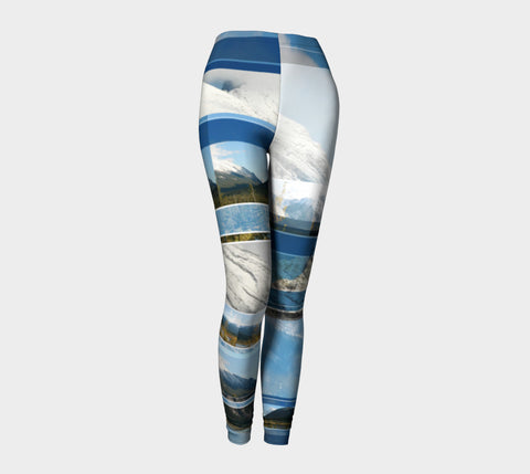 The Rocky Mountains - Leggings