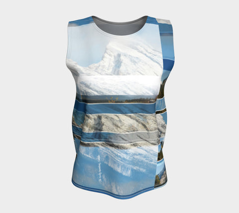The Rocky Mountains - Tank Top