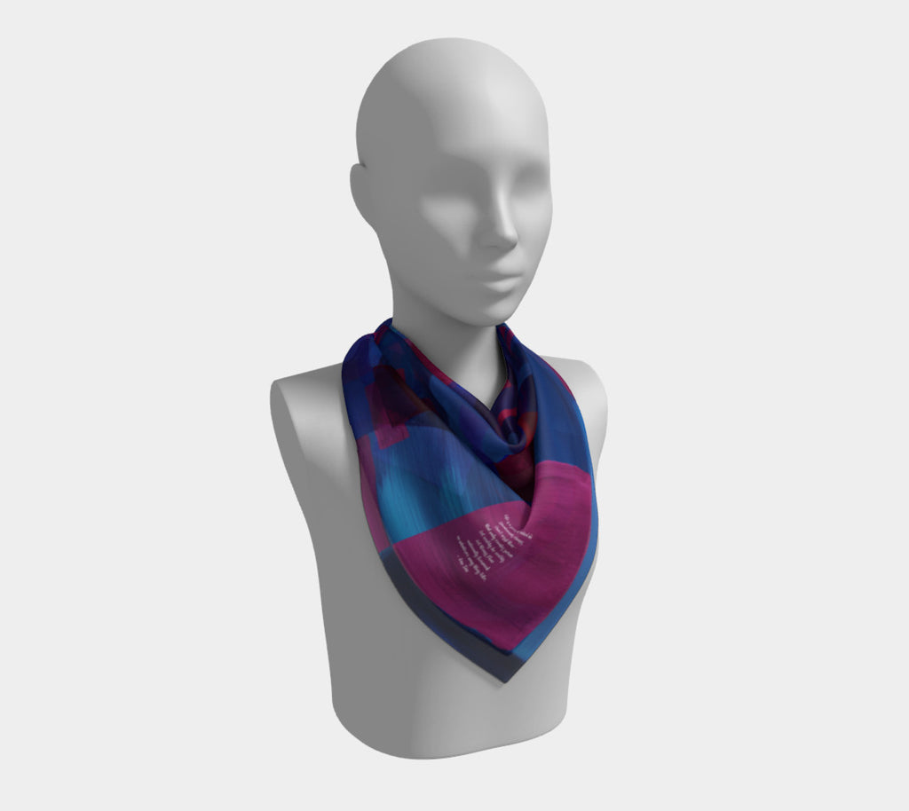 Changes - Square Scarf