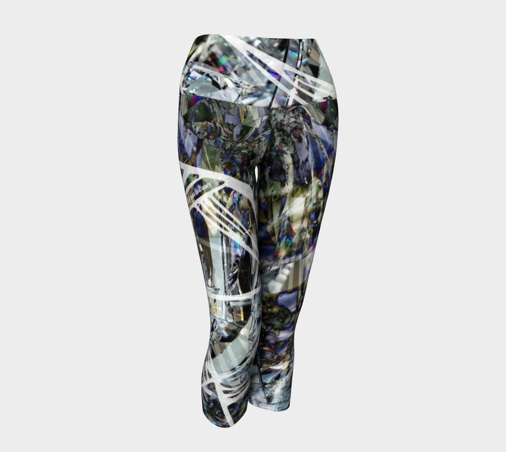 Shine Brilliant - Yoga Capris