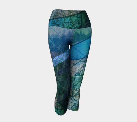 Believe - Yoga Capris