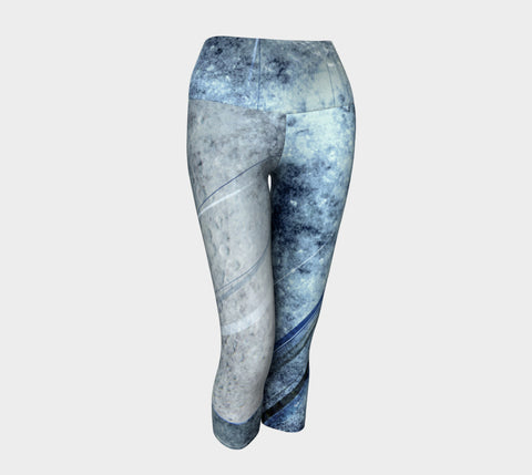 Moonscape - Yoga Capris