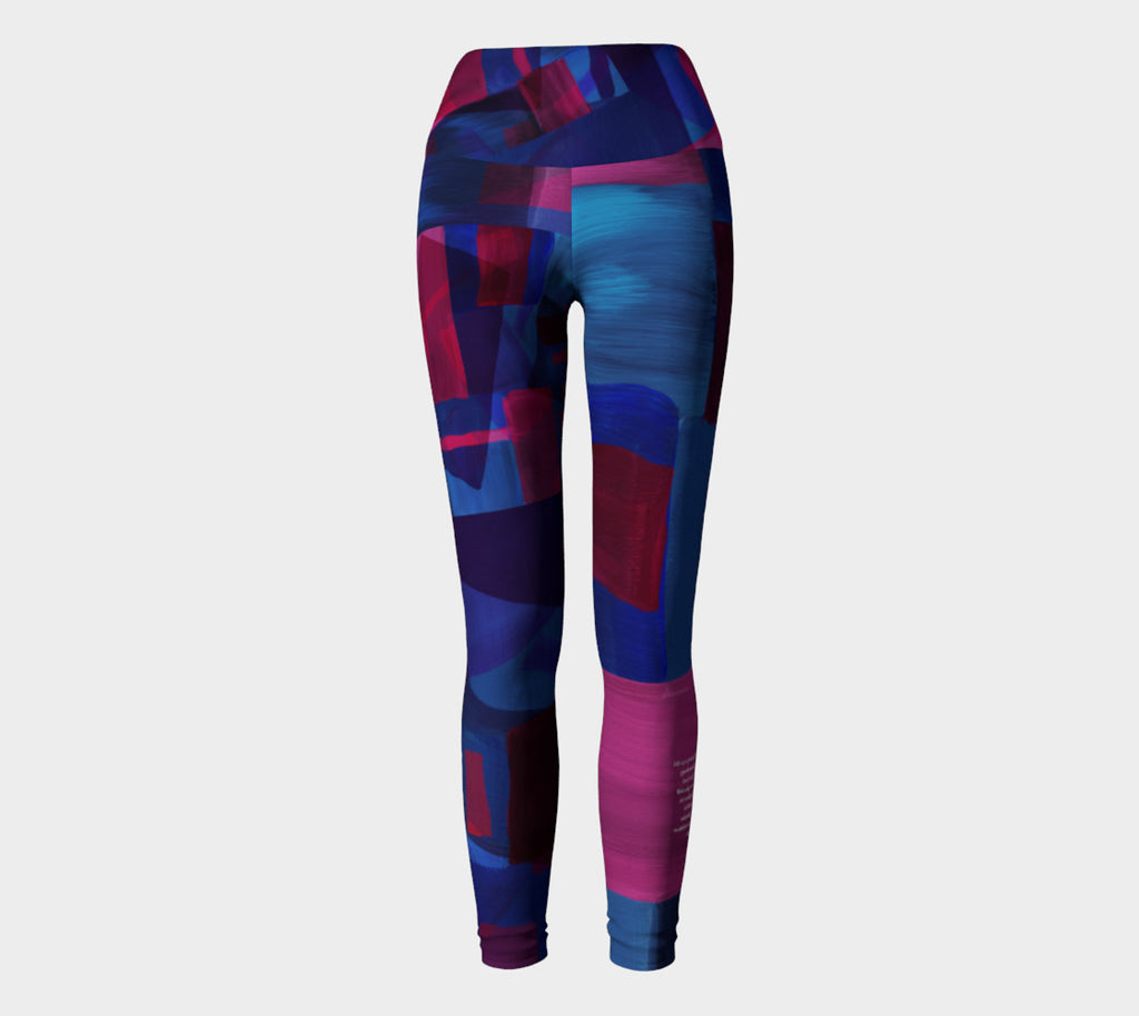 Changes - Yoga Leggings