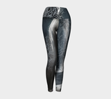 Lotus Pewter - Yoga Leggings