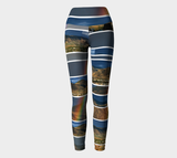 Kamloops Rainbow - Yoga Leggings