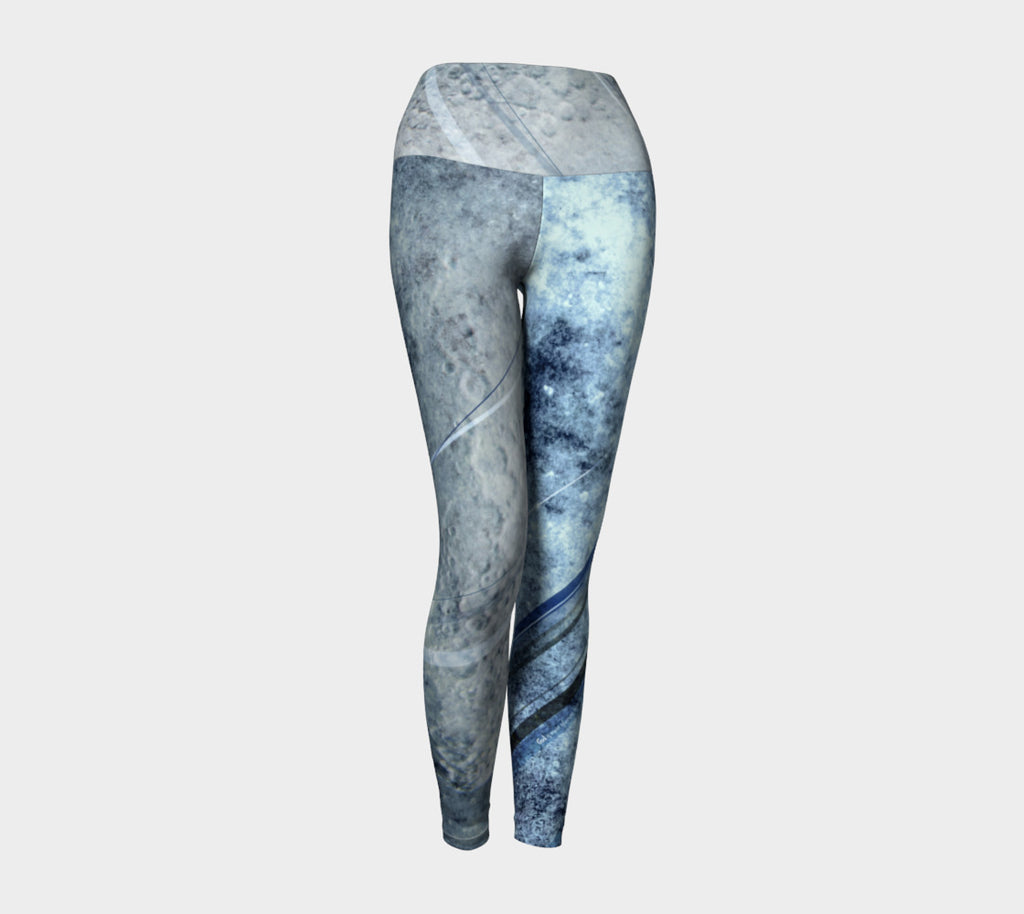 Moonscape - Yoga Leggings