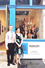 Cerulean Arts - Opening Day September 15, 2006