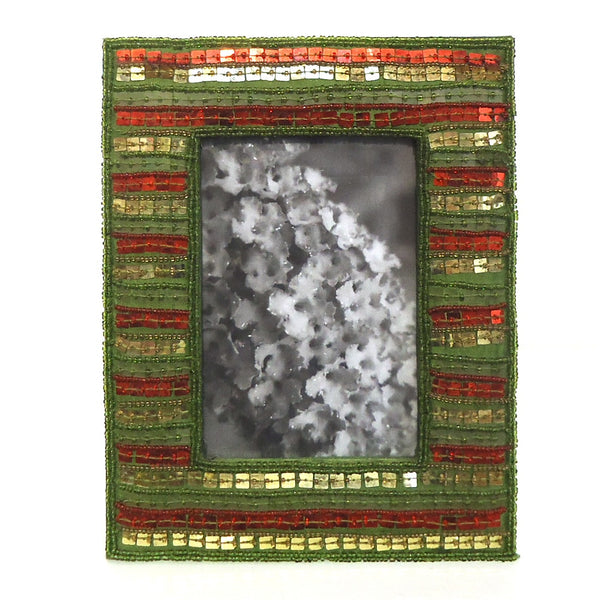 Sequin Picture Frame