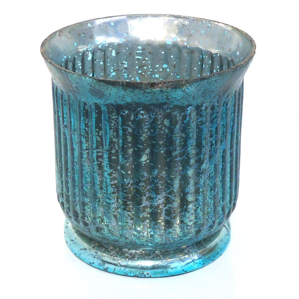 Mercury Glass Hurricane