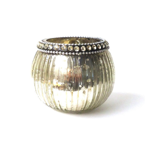 Silver Votive, Medium