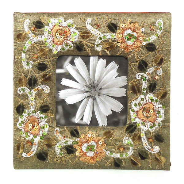 Fabric Picture Frame