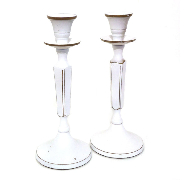 Set of Gustav Candlesticks