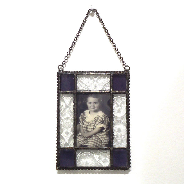 Stained Glass Picture Frame, Small