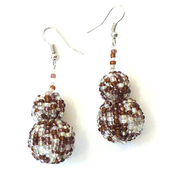 Bead Ball Earrings, Color