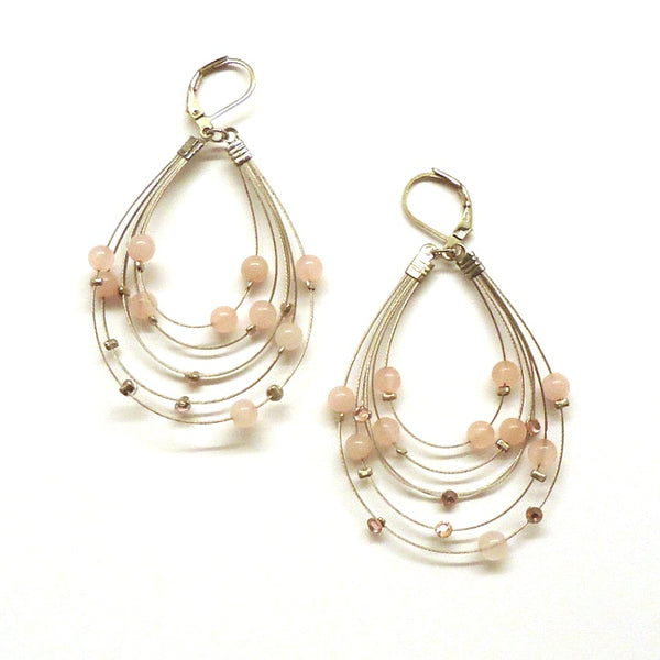 Layered Wire Earrings