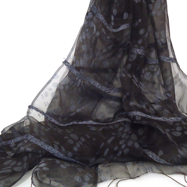 Rasa Sheer Silk Scarf