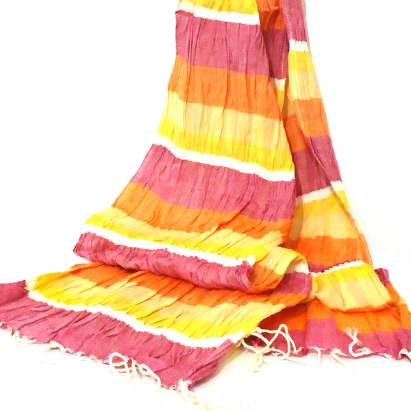 Pallavi Striped Scarf