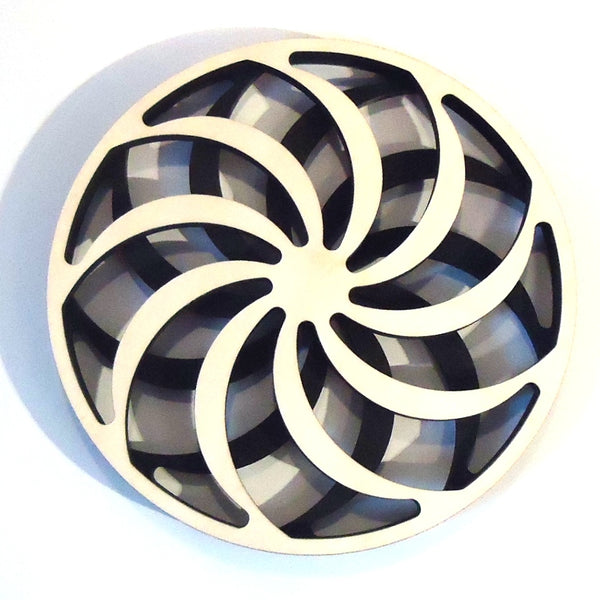 Baltic by Design Trivet - Pinwheel