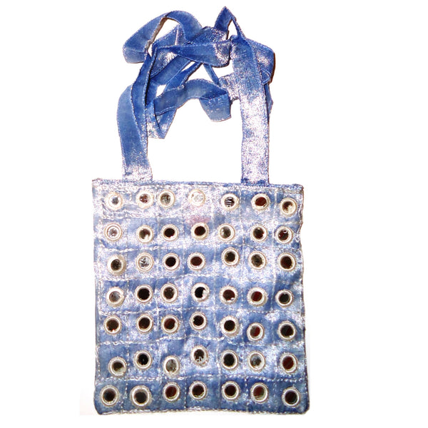 Organza Bag with Mirrors