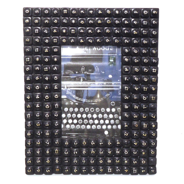 Telephone Key Picture Frame