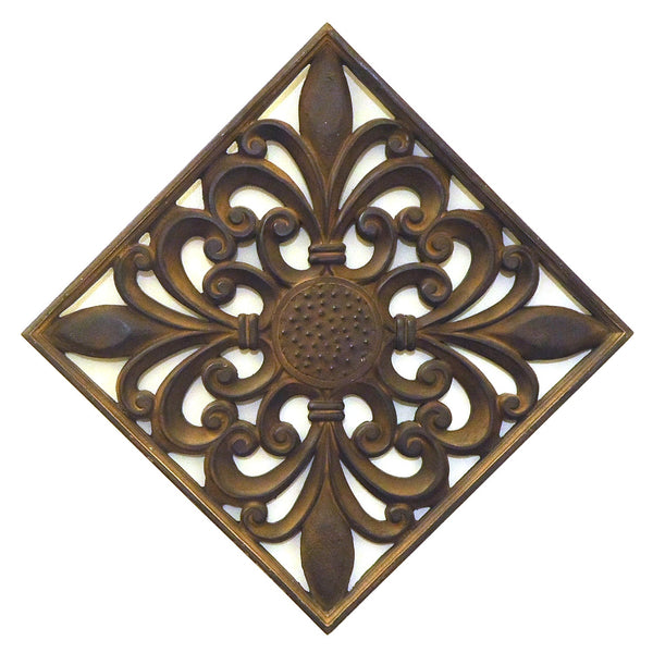 Medallion Wall Plaque