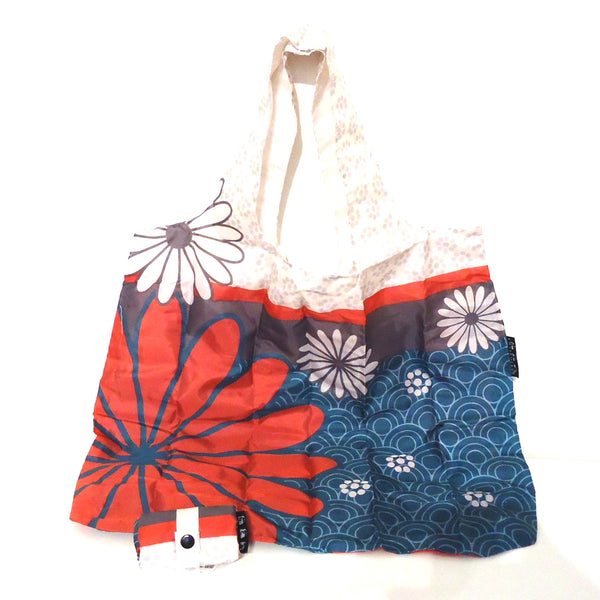 Graphic Tote Bag, Floral