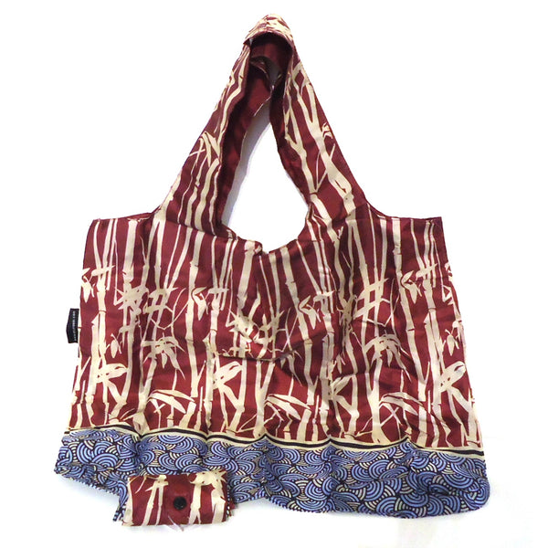 Graphic Tote Bag, Oriental Spice