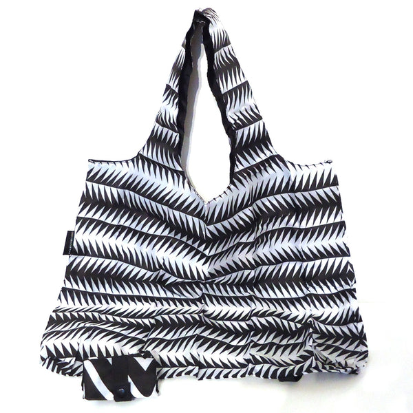 Graphic Tote Bag, Two Tone 1