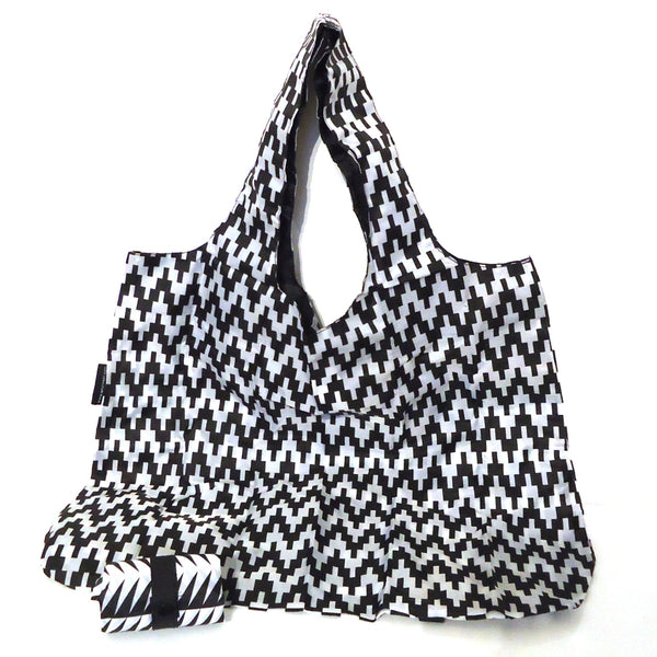 Graphic Tote Bag, Two Tone 3