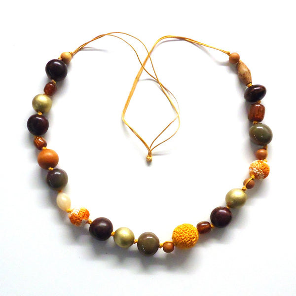 Multi Bead Necklace