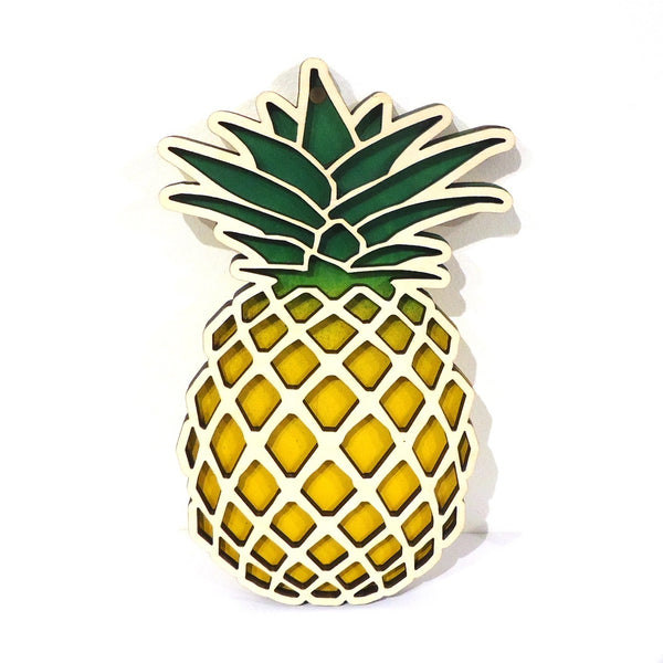 Baltic by Design Trivet - Pineapple