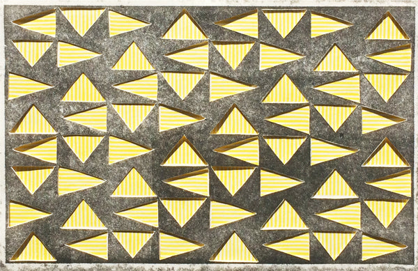Bill Brookover: Vibrating Triangles