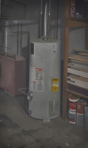 Chris Feiro: Water Heater