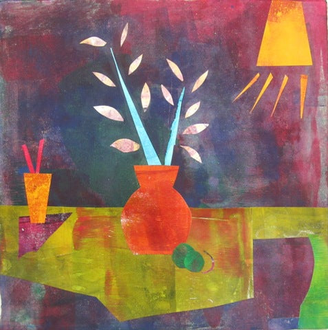 Fran Gallun: Illuminated Still Life
